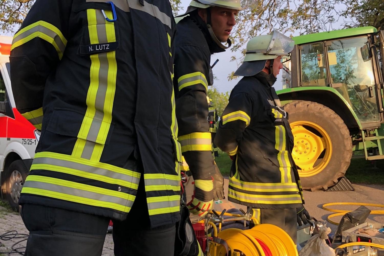 freiwillige feuerwehr rudersberg  24 mai 2019  Übung th